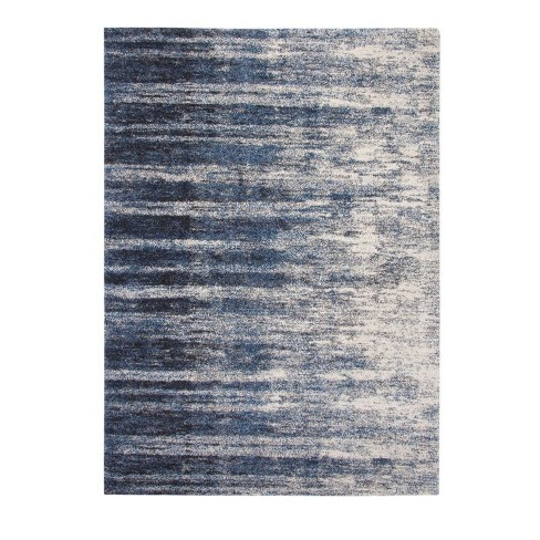 Abacasa Granada Bristol Blue 8x10 Area Rug - Sam's International - image 1 of 1