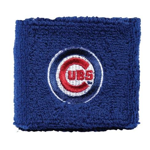 MLB Chicago Cubs Wrist Bands - image 1 of 2