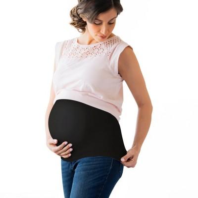 Medela Maternity and Postpartum Belly Band Support - Black M