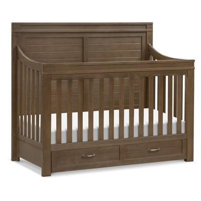 Million Dollar Baby Classic Wesley Farmhouse 4-in-1 Convertible Crib