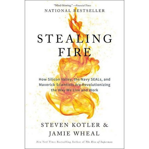 Stealing Fire - by  Steven Kotler & Jamie Wheal (Paperback) - image 1 of 1
