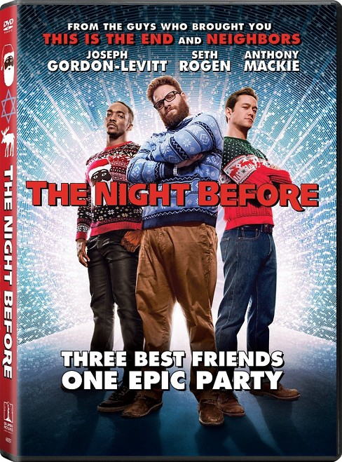 Night Before, The DVD - image 1 of 1