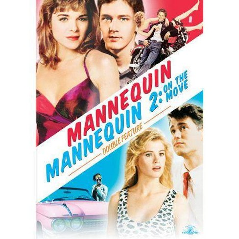 Mannequin / Mannequin 2: On The Move (DVD) - image 1 of 1