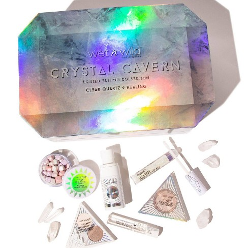 Wet n Wild Crystal Cavern Clear Quartz Box - 6ct - image 1 of 4