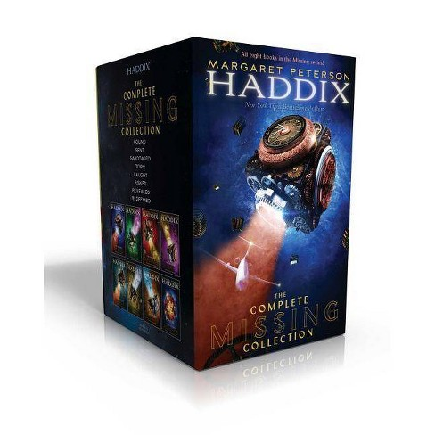 The Complete Missing Collection - by  Margaret Peterson Haddix (Paperback) - image 1 of 1