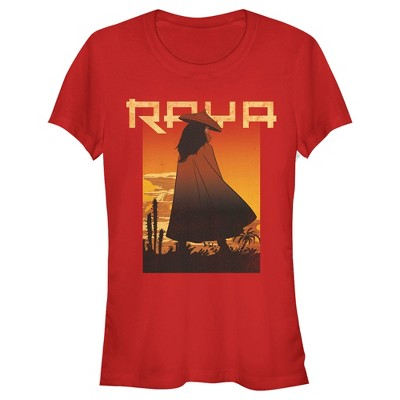 Junior's Raya and the Last Dragon Desert Raya T-Shirt