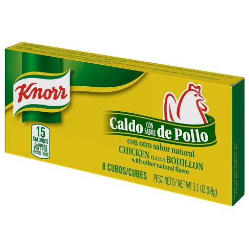 Knorr Chicken Bouillon Cubes 3 1 oz, 8 ct