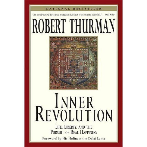 Inner Revolution - by  Robert Thurman (Paperback) - image 1 of 1