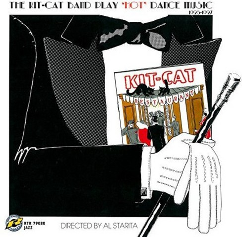 Kit-cat Band - Kit Cat Band Play Hot Dance Music (CD) - image 1 of 1