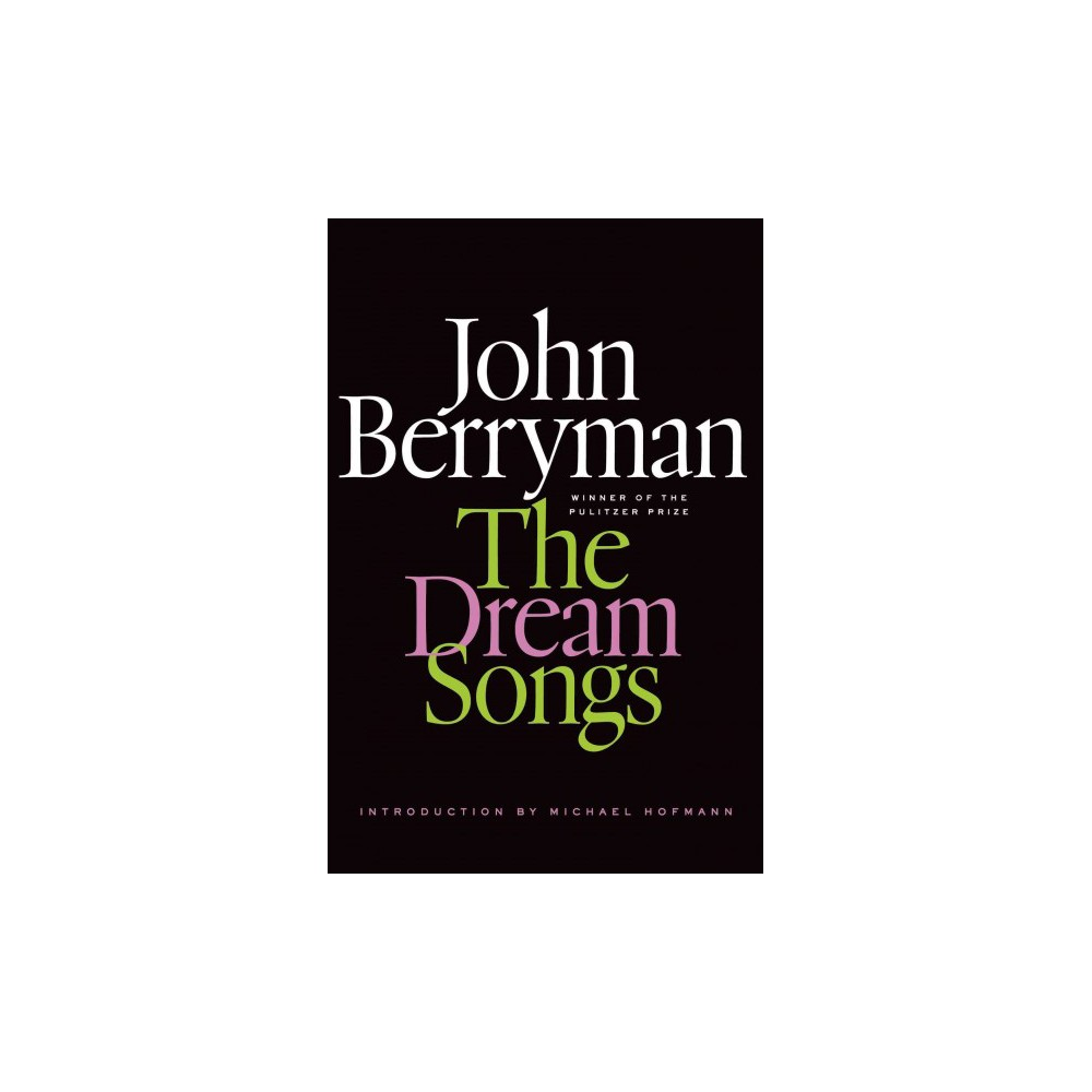 The Dream Songs. (Reprint) (Paperback)