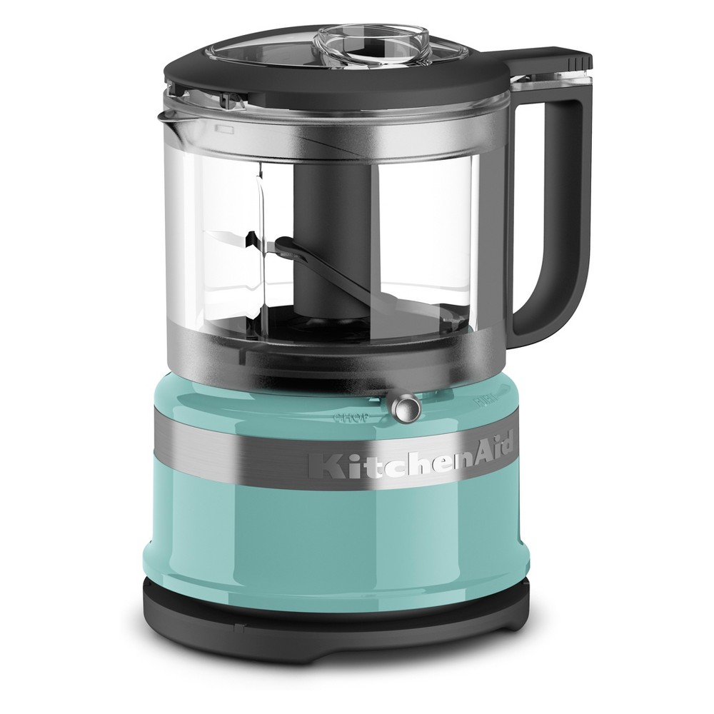 KitchenAid Refurbished 3.5 Cup Food Chopper Aqua Sky – RKFC3516AQ 53960792