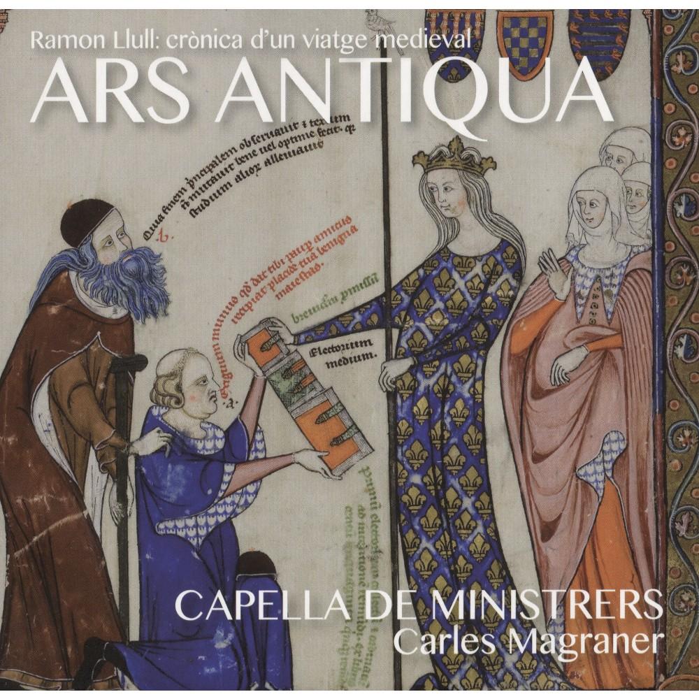 Capella De Ministrer - Ars Antiqua (CD)