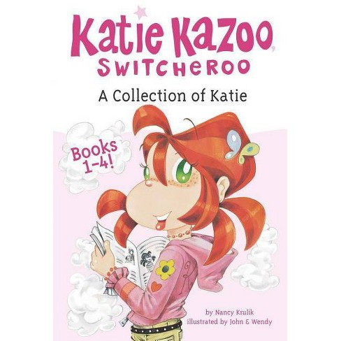 Katie Kazoo, Switcheroo - by  Nancy Krulik (Paperback) - image 1 of 1