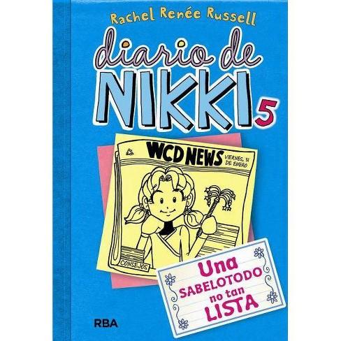 Diario de Nikki # 5 - by  Rachel Renee Russell (Hardcover) - image 1 of 1