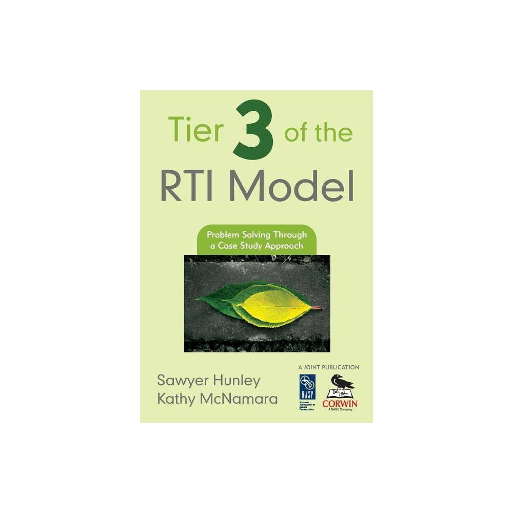 Tier 3 Of The Rti Model By Sawyer Hunley Kathleen M Mcnamara Paperback