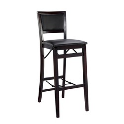 Outstanding Triena X Back Folding Counter Stool Linon Home Dcor Target Squirreltailoven Fun Painted Chair Ideas Images Squirreltailovenorg