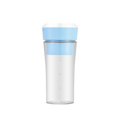 Geek Chef GPB30 10 Oz Portable Mini Small Personal Cordless Rechargeable Glass Smoothie Shake Blender, Blue - image 1 of 4