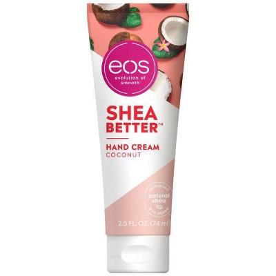 eos Shea Better Coconut Hand Cream - 2.5 fl oz