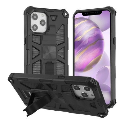 Asmyna Sturdy Candy Dual Layer Hybrid PC/TPU Rubber Case Cover Compatible With Apple iPhone 12 Series