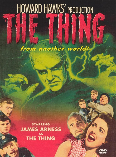 Thing from another world (DVD) - image 1 of 1