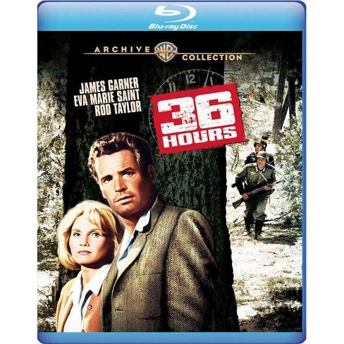 36 Hours (Blu-ray) - image 1 of 1