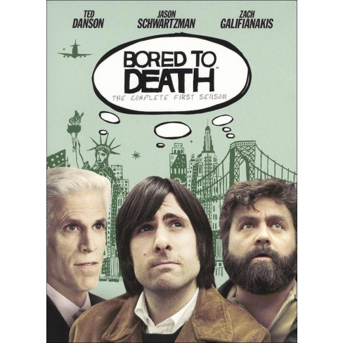Bored to Death: The Complete First Season [2 Discs] - image 1 of 1