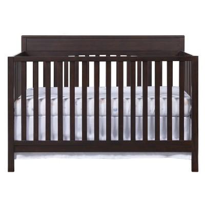 Oxford Baby Harper 4-in-1 Convertible Crib - Espresso Brown