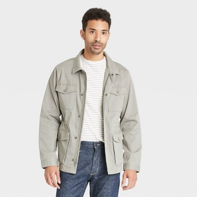Men's Pocket Trucker Jacket - Goodfellow & Co™