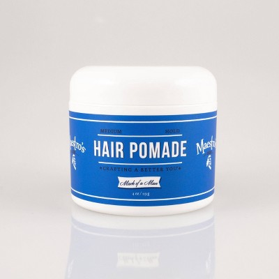 Maestro's Classic Mark of a Man Matte Pomade - 4oz