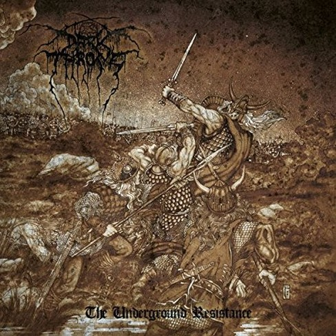 Darkthrone - Underground Resistance (CD) - image 1 of 1