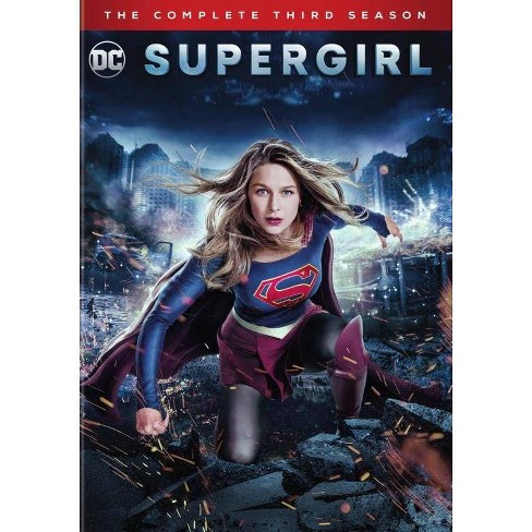 Supergirl: The Complete Third Season (DVD) - image 1 of 1