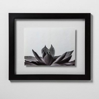 Single Image Float Frame Black 11 x14  - Made By Design™