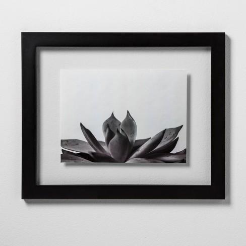 single image float frame black 11 x14 made by design. Black Bedroom Furniture Sets. Home Design Ideas