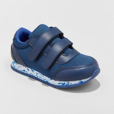 Toddler Boys' Marcel Sneakers - Cat & Jack™ Navy 7