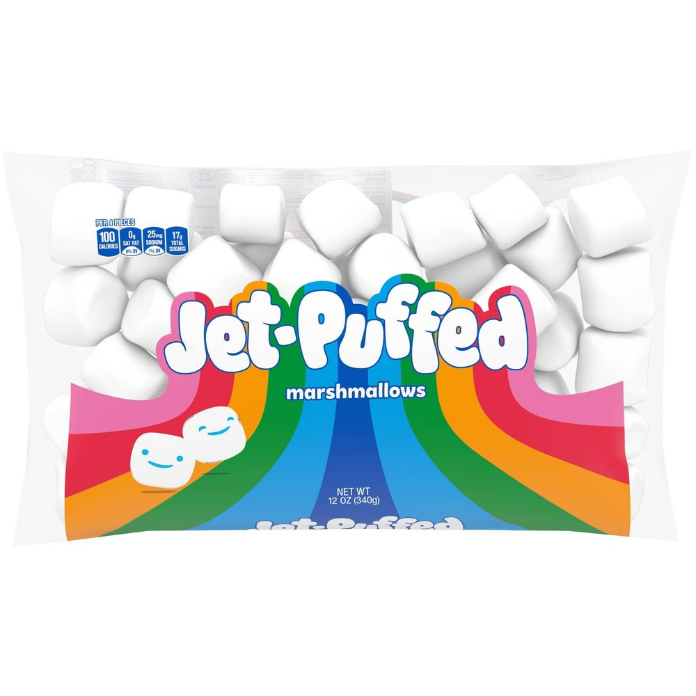 Kraft Jet Puffed Marshmallows 12oz