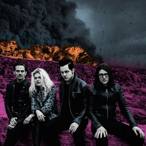 Dead weather - Dodge and burn (Vinyl) - image 1 of 1