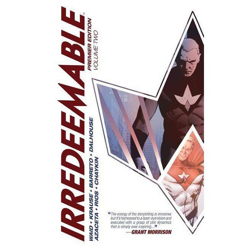 Irredeemable, Volume 2 - by  Mark Waid (Hardcover) - image 1 of 1
