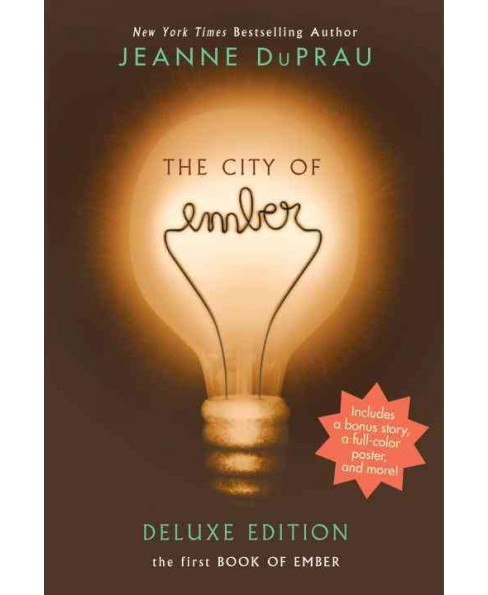 City of Ember (Deluxe) (Paperback) (Jeanne Duprau) - image 1 of 1