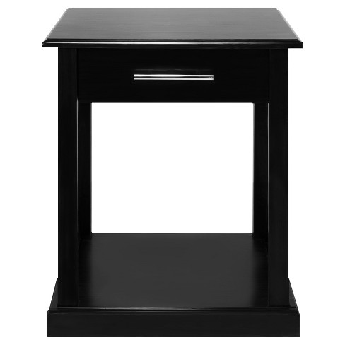End Table - Black -  Flora Home - image 1 of 6