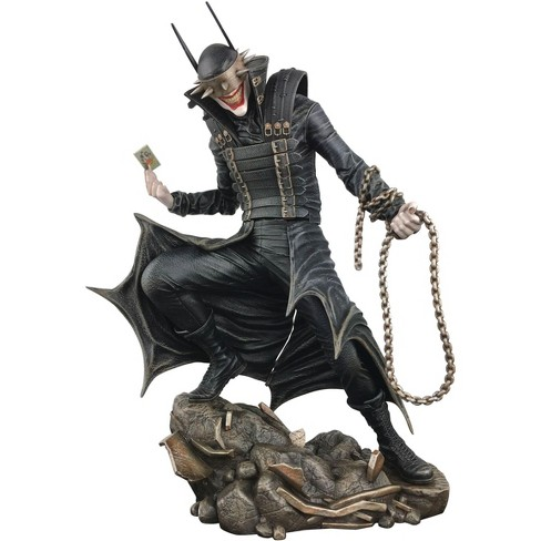 DC Gallery Dark Nights: Metal The Batman Who Laughs 9-Inch Collectible PVC Statue - image 1 of 3