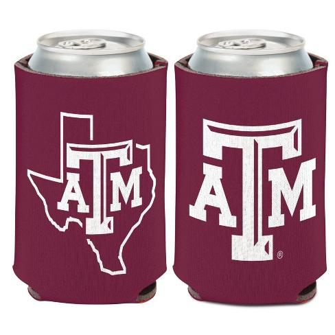 NCAA Texas A&M Aggies Logo Can Cooler - image 1 of 1