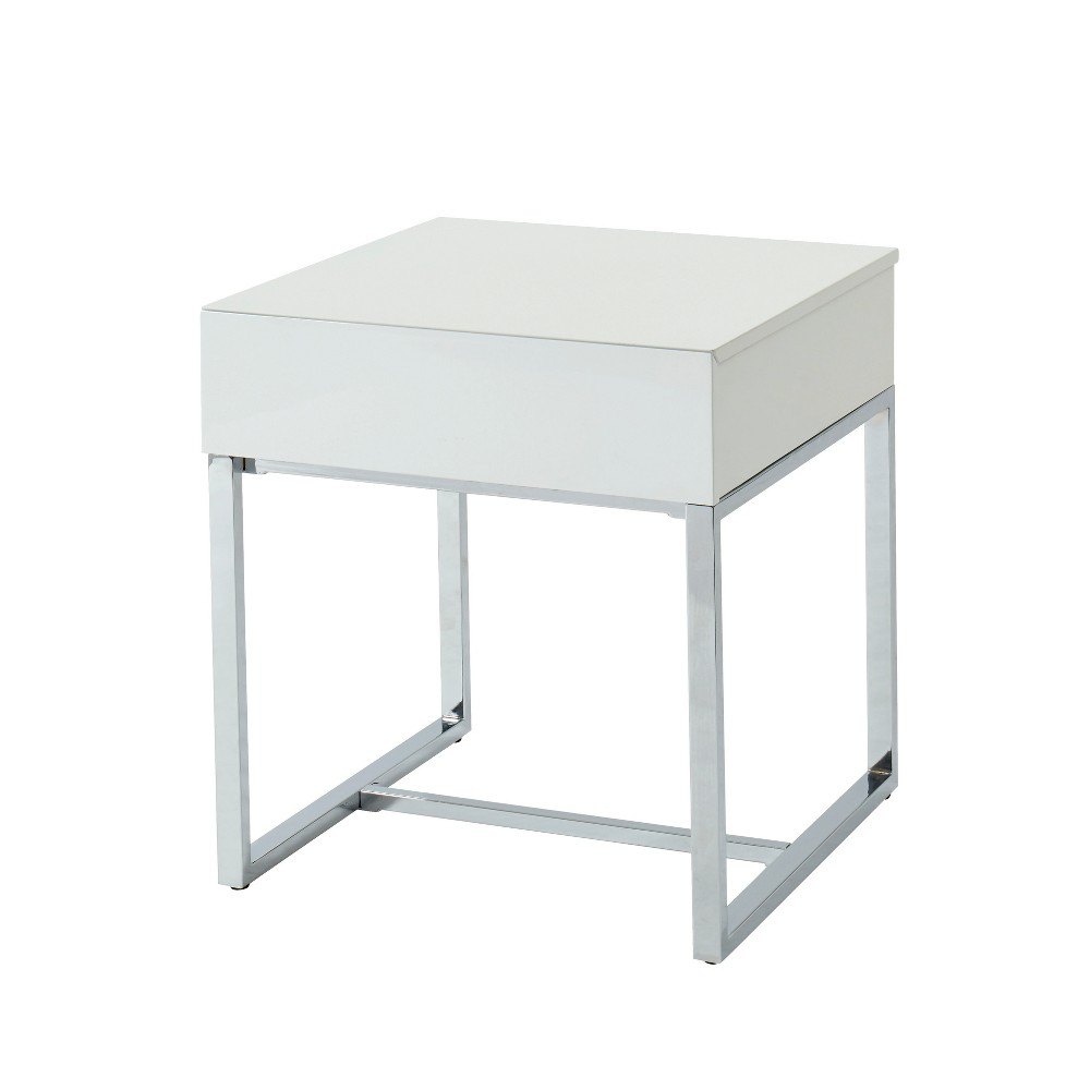 Accent Tables Winter White - miBasics