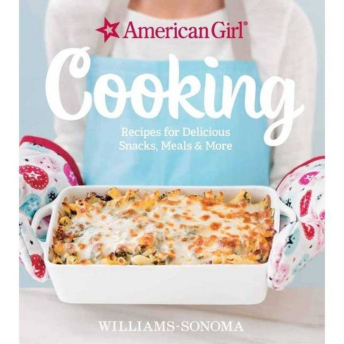 American Girl Cooking - (Hardcover) - image 1 of 2