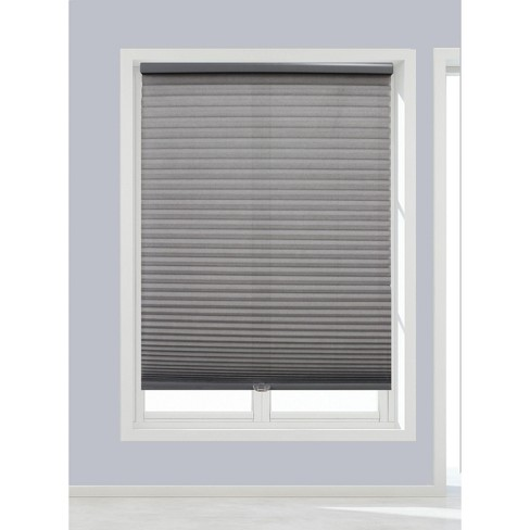 Linen Avenue Cordless Cellular Light Filtering Shade, Dark Gray - image 1 of 4