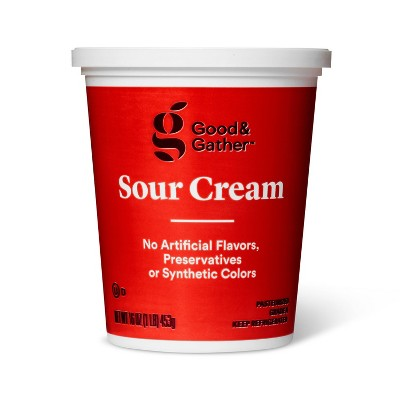Sour Cream - 16oz - Good & Gather™