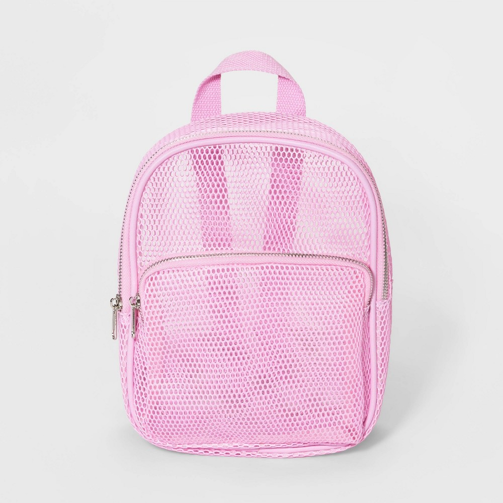 Girl 39 Meh Backpack art cla 8482