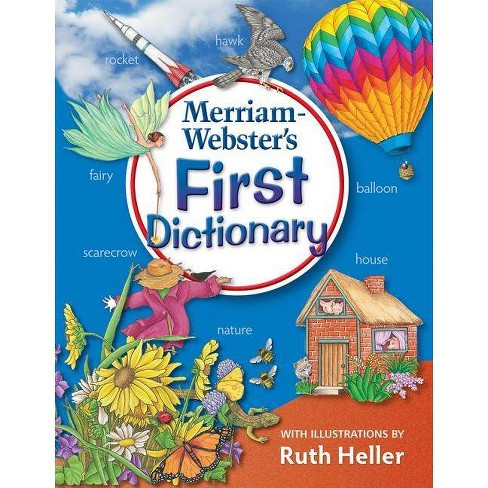 Merriam-Webster's First Dictionary - (Hardcover) - image 1 of 1
