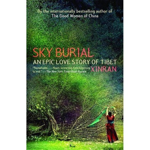 Sky Burial - by  Xinran (Paperback) - image 1 of 1