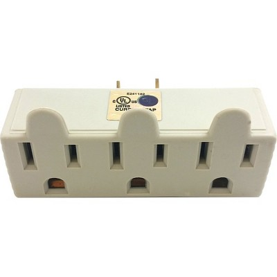 Xavier Power Plug - 3 x 3 Prong