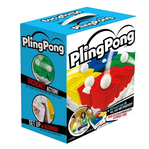 Pling Pong Board Game - image 1 of 3